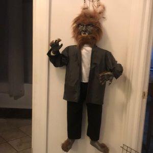 Werewolf Halloween Prop!! 1990's
